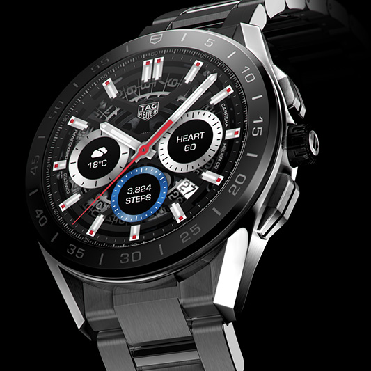 TAG HEUER CONNECTED智能腕錶